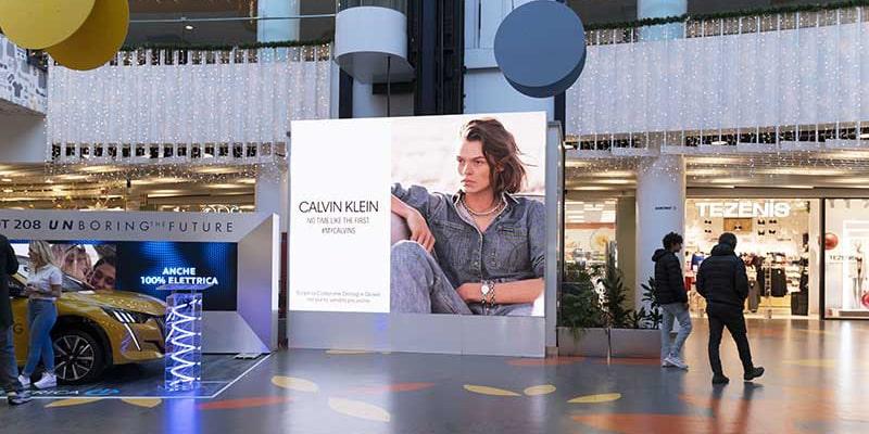 Campagna Pubblicitaria Calvin Klein Bicocca