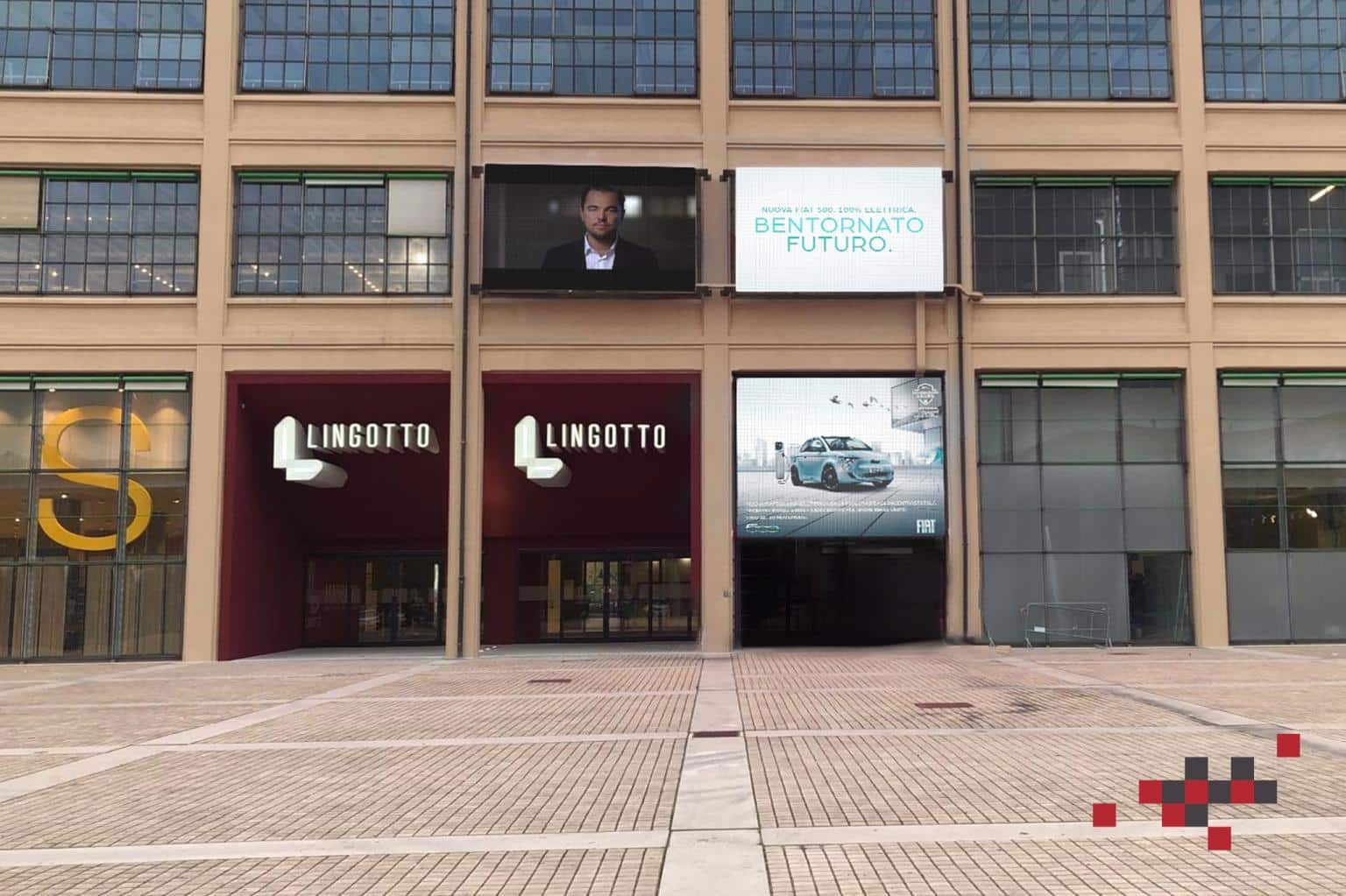 Articolo - Lingotto - Marketing automobilistico